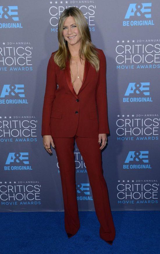 Na czerwonym dywanie doszło do starcia żon Brada Pitta