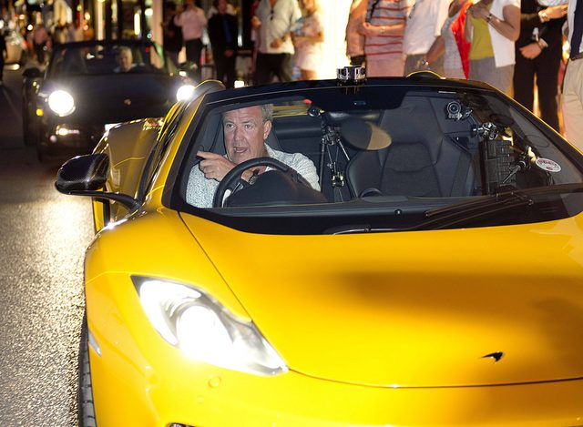 Jeremy Clarkson z Top Gear zawieszony
