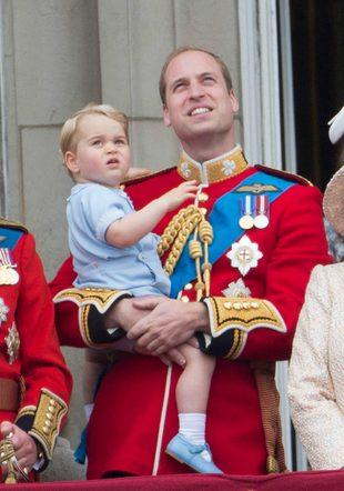 Książę Jerzy zaczyna naukę. Ale nie w zwykłym przedszkolu