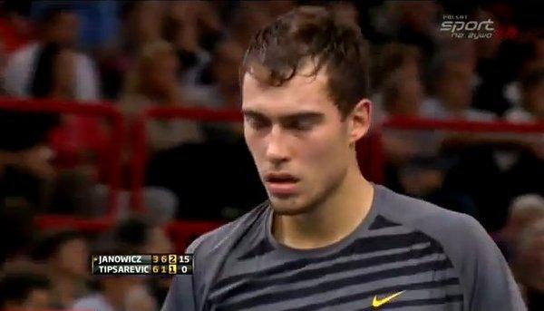Jerzy Janowicz w półfinale turnieju tenisowego ATP Masters!!