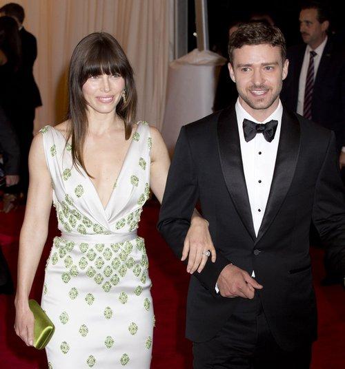 Justin Timberlake nie znosi Jessiki z grzywką