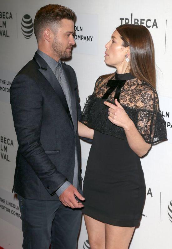 Decyzja o rozwodzie Jessiki Biel i Justona Timberlake'a zszokowała wszytskich
