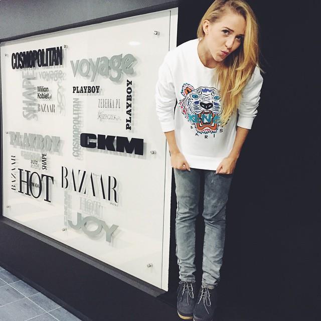 Jessica Mercedes gwiazdą w styczniowym JOYu (FOTO)