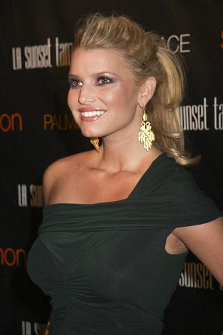 Jessica Simpson ma żal do Pameli