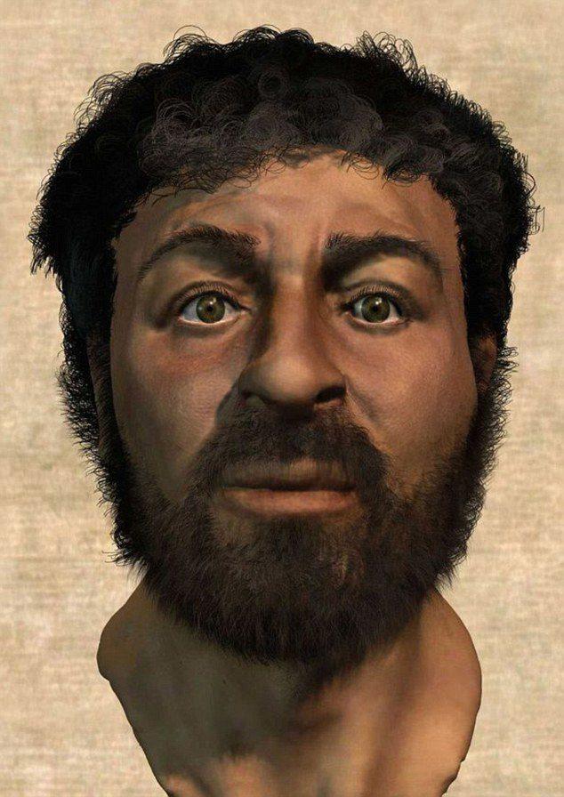 To TAK wyglądał Jezus?