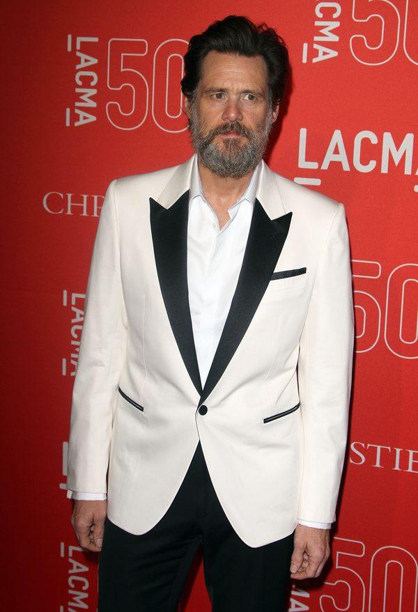 Jim Carrey zszokowany informacją o śmierci byłej dziewczyny