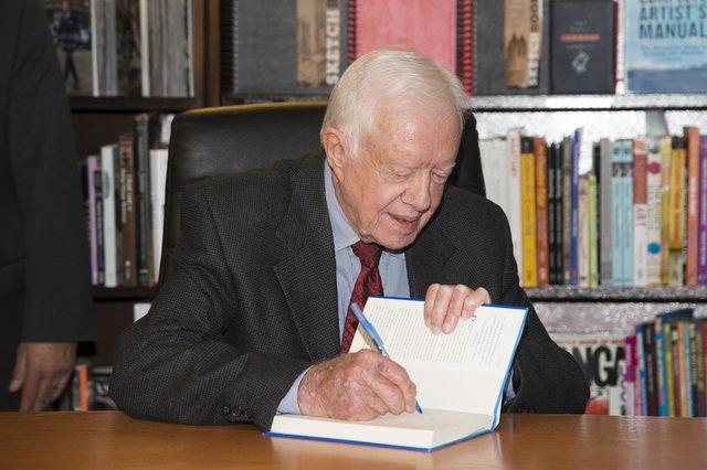 Nie żyje wnuk Jimma Cartera, byłego prezydenta USA