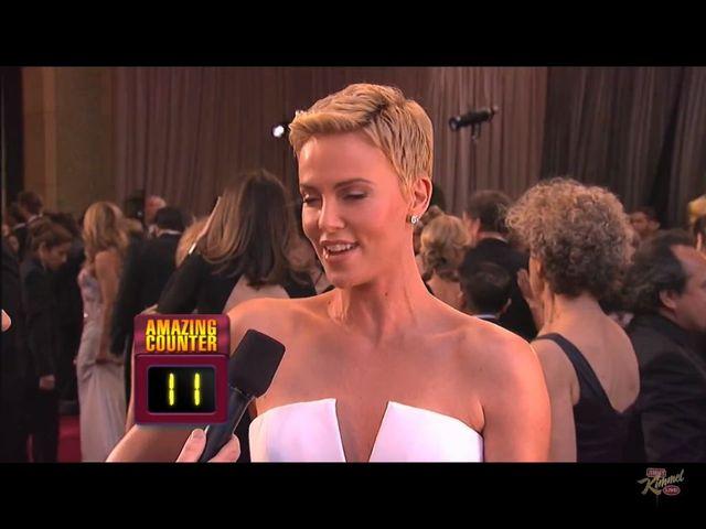 Jakie było najczęściej powtarzane słowo w czasie Oscarów?