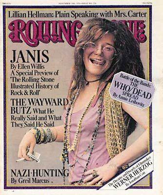 Amy Adams zagra Janis Joplin