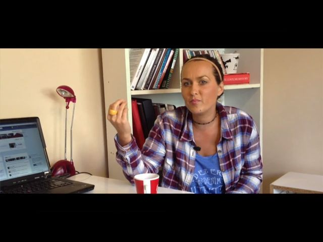 Wściekła Sara May przerywa wywiad z Jakóbiakiem (FOTO)