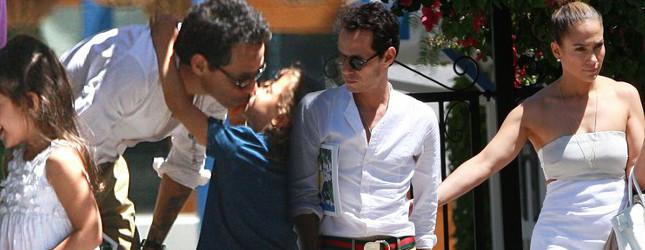 Jennifer Lopez i Marc Anthony znowu razem? (FOTO)