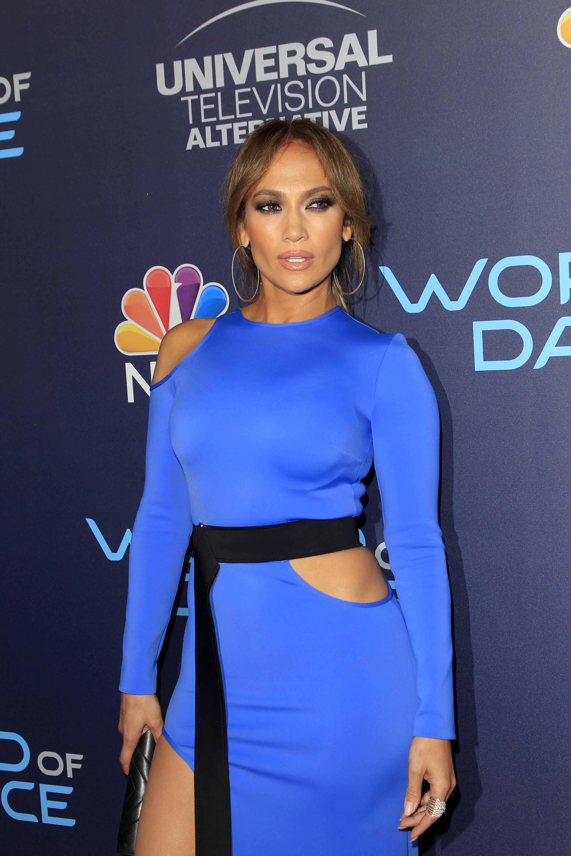 Jennifer Lopez pokazała zbliżenie na POŚLADKI