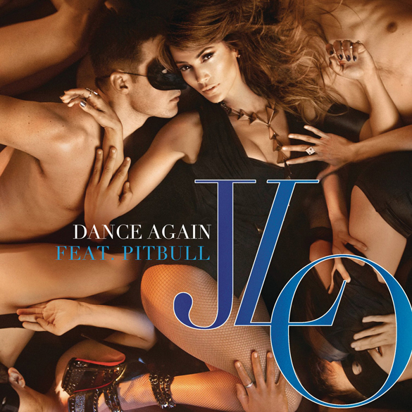 Jennifer Lopez i Casper Smart promują nowy singiel gwiazdy