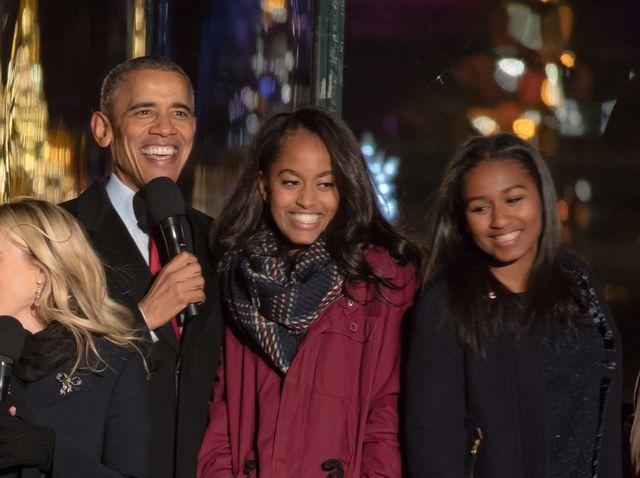 Sasha, córka Baracka Obamy znalazła pracę wakacyjną. Nie zgadniesz, co robi!
