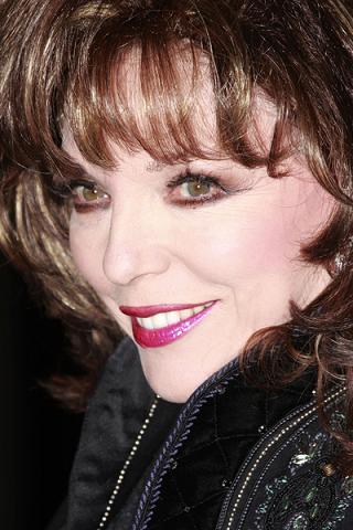 Joan Collins żałuje swoich czterech małżeństw