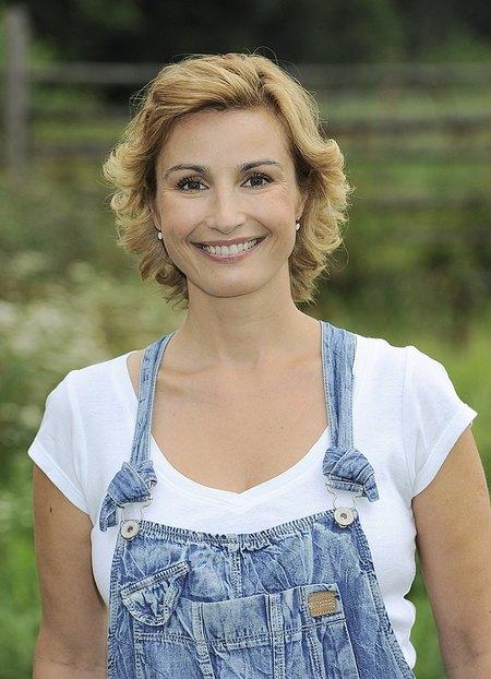 Joanna Brodzik zostanie długowłosą blodynką (FOTO)