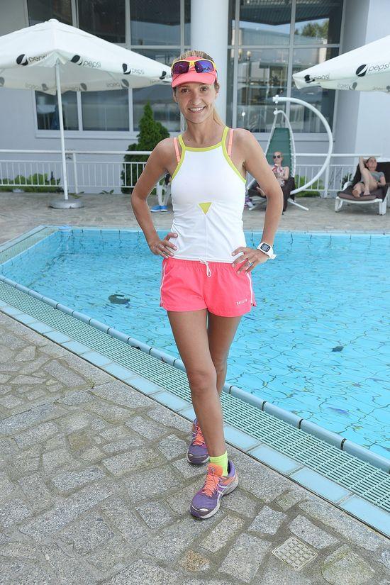 Joanna Koroniewska w Mi�dzyzdrojach jak modelka (FOTO)