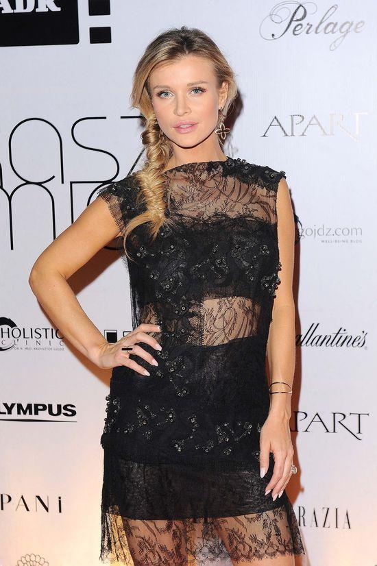 Joanna Krupa jest zaskoczona tym, co b�dzie si� dzia�o w 6. edycji Top Model