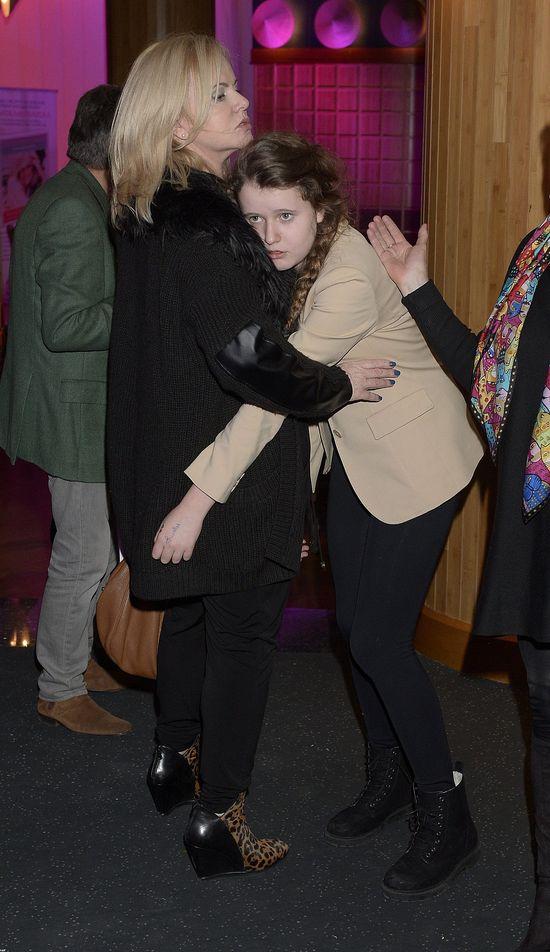 Joanna Kurowska zabrała córkę na salony (FOTO)