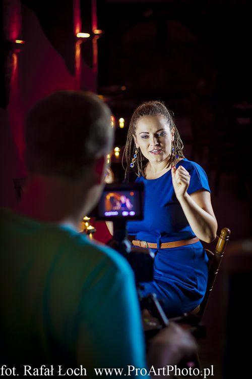 Zdjęcia z planu teledysku Joanny Kwaśnik (FOTO)