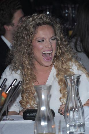 Liszowska zaraża śmiechem (FOTO)