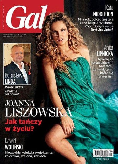 Joanna Liszowska chce być kobietą niezależną (FOTO)