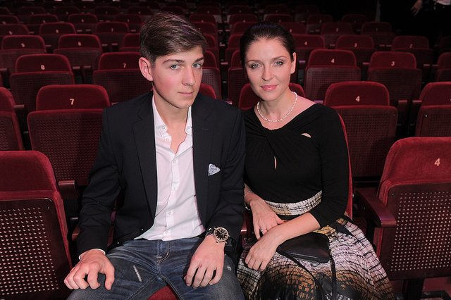 16-letni syn Joanny Muchy celebrytą (FOTO)