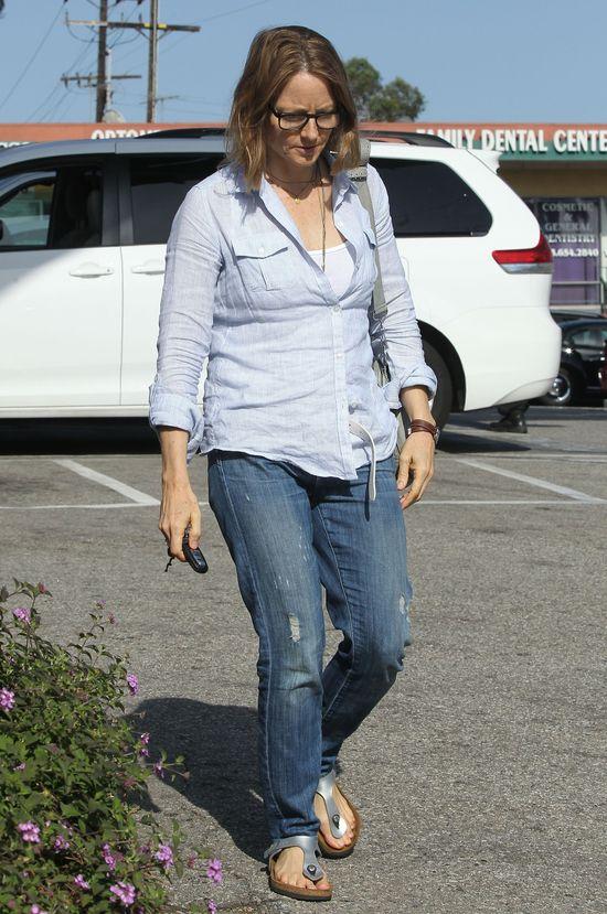 Jodie Foster po�lubi�a by�� dziewczyn� Ellen DeGeneres!