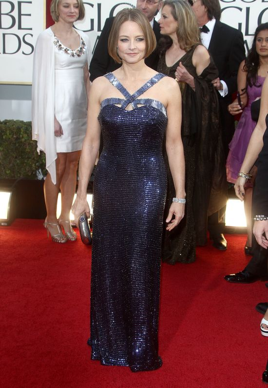 Jodie Foster bez makija�u (FOTO)