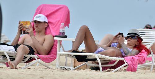 Jodie Marsh uwielbia orgie (FOTO)
