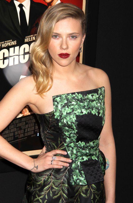 Kosmetyczne abc Scarlett Johansson
