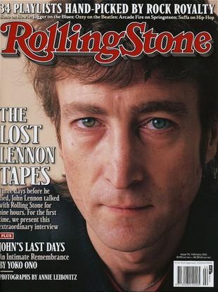 John Lennon był bulimikiem?