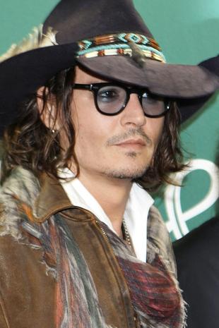 Johnny Depp – ubrany czy przebrany? (FOTO)