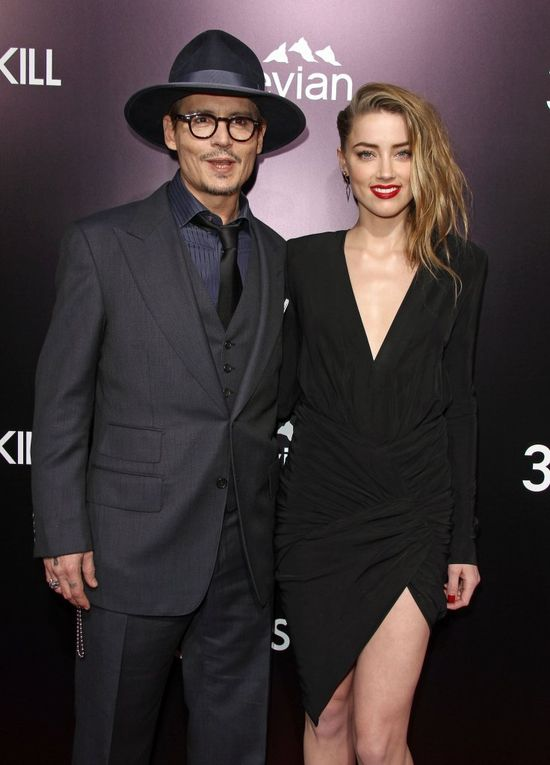 Johnny Depp Amber Heard