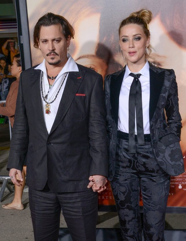 SZOK! Amber Heard pokaza�a TWARZ W SINIAKACH! (Instagram)