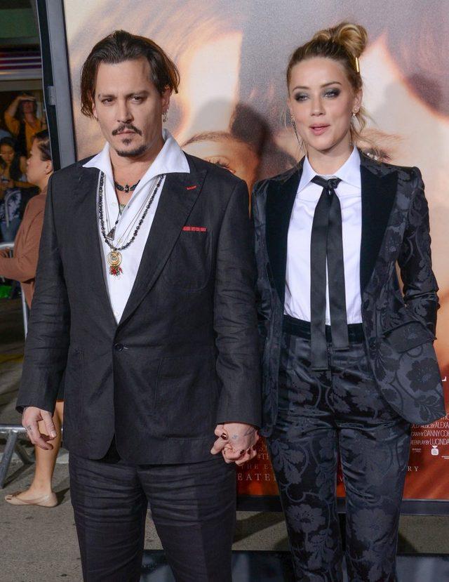 Johnny Depp daje do zrozumienia, kim jest dla niego Amber Heard
