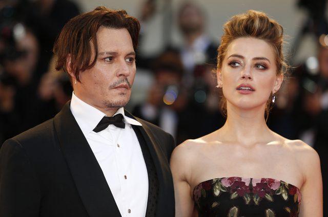 Depp i Heard w Wenecji dementują plotki o kryzysie (FOTO)