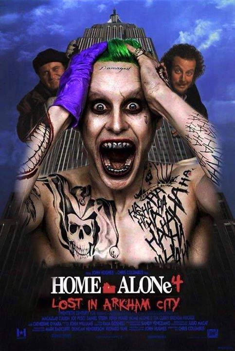 Jared Leto na planie filmu Suicide Squad [VIDEO]