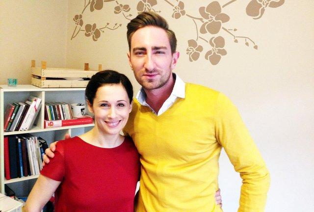 Jolanta Fraszy�ska: Ja ca�y czas jestem w terapii [VIDEO]