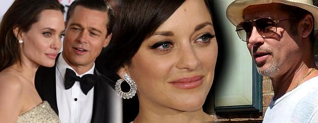 Czy Brad Pitt zdradził Angelinę Jolie z Marion Cotillard?