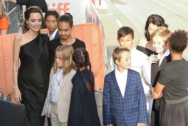 Angelina szykowała dla dzieci niezwykłą niespodziankę na święta, a one…