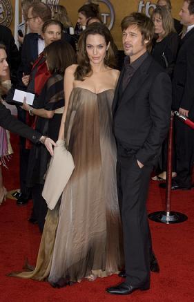 Angelina Jolie ma niską samoocenę