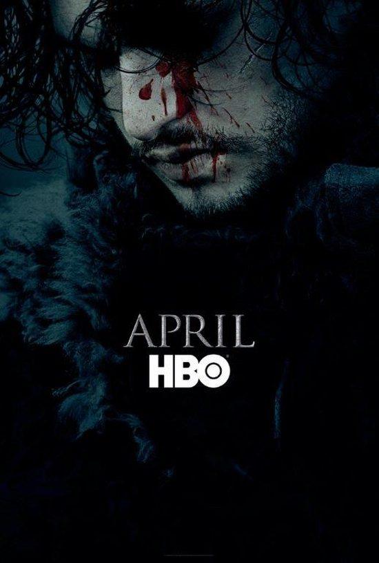 Gra o tron, 6. sezon - ten plakat mówi wiele