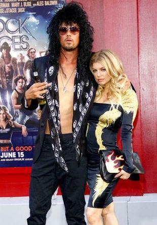 Zakochani Josh Duhamel i Fergie (FOTO)