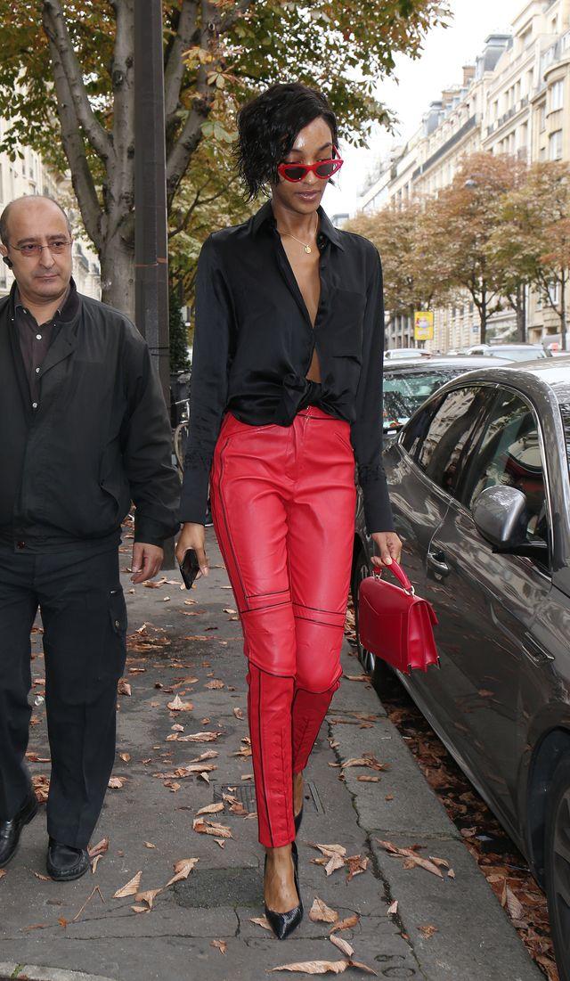 Nie, to nie Victoria Becham - choć nosi jej ubrania (ZDJĘCIA)