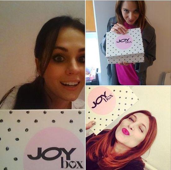 Gwiazdy są zachwycone JoyBoxem!