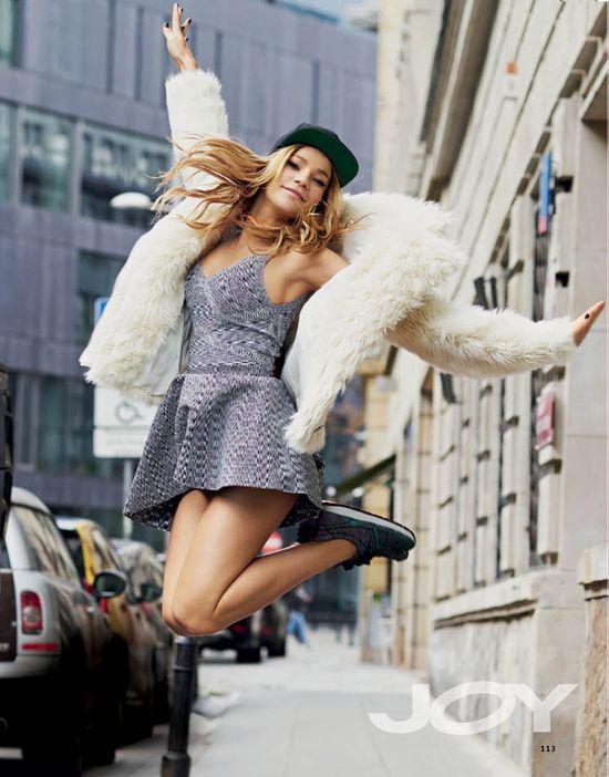 Jessica Alba gwiazdą nowego Joy'a (FOTO)