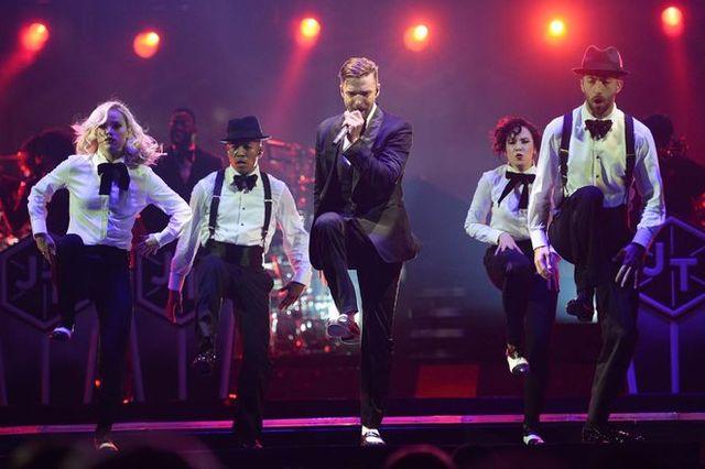Timberlake rozpoczął trasę w wielkim stylu!