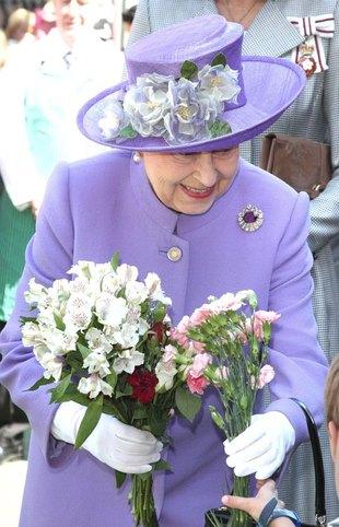 królowa elżbieta 2