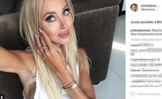 Julia Dybowska w Cannes nie robi zakupów byle gdzie (Instagram)